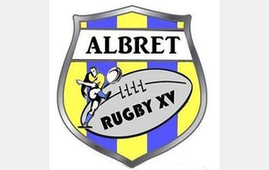 Entente ALBRET XV Cadets et Juniors