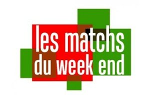 MATCH WEEKEND 26 et 27 OCTOBRE